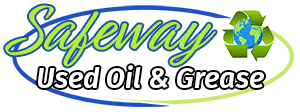Safeway Used Oil and Grease