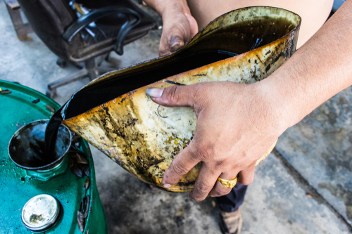 Waste Oil Disposal >> Used Motor Oil Disposal In New Orleans Waste Oil Collection